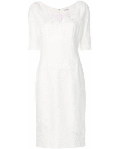 Платье шелковое Emanuel Ungaro