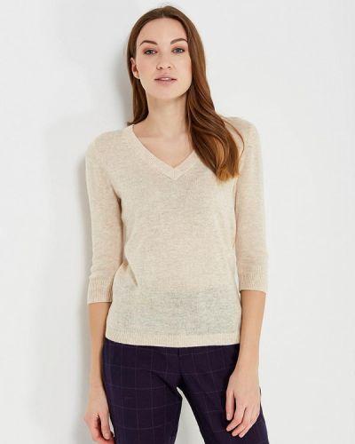 Бежевый пуловер Lusio