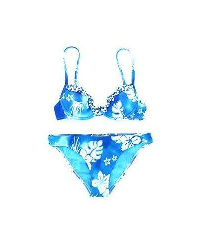 Купальник синий в морском стиле Blugirl