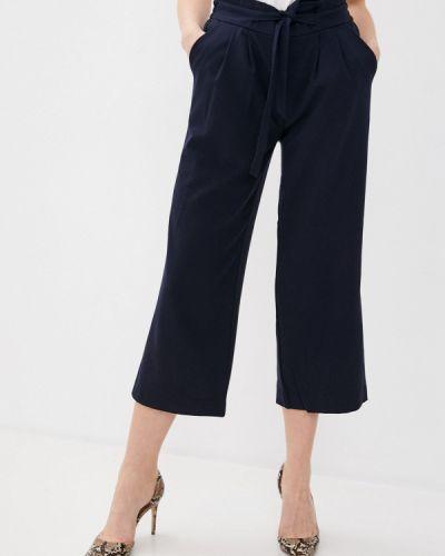 Повседневные синие брюки B.young