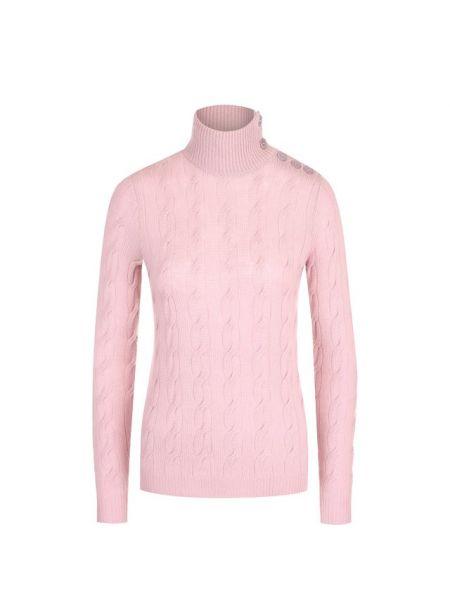 Водолазка однотонная розовый Ralph Lauren