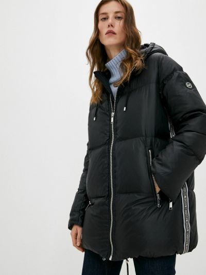 Черная куртка осенняя Michael Michael Kors
