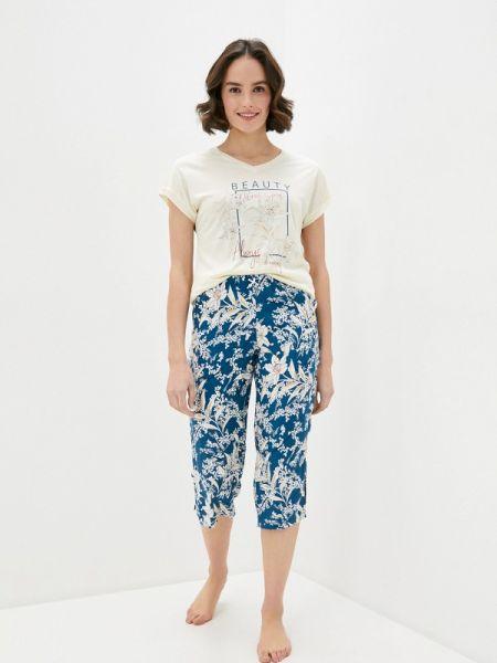 Пижамная белая пижама Relax Mode