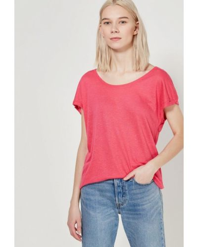 Розовая футболка Colin's