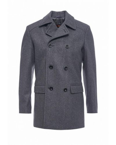 Серое пальто Bazioni