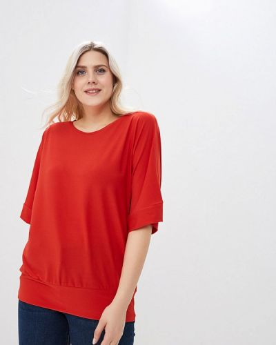 Блузка красная Darissa Fashion