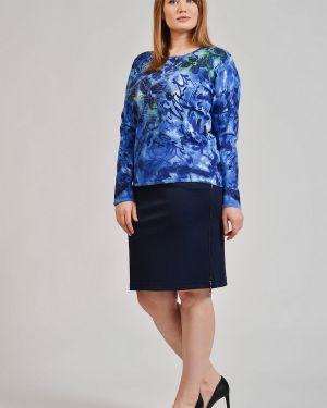 Синяя юбка Thomas Rabe