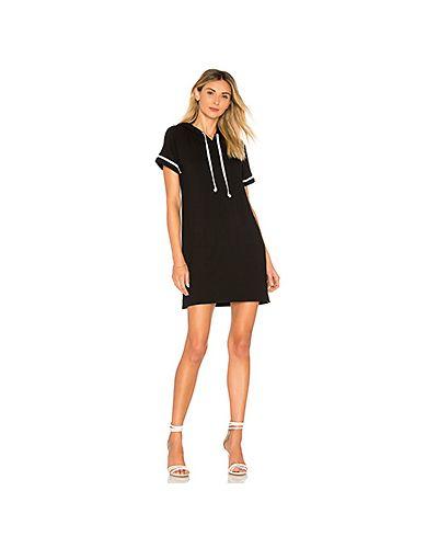 Платье шелковое с карманами Bobi