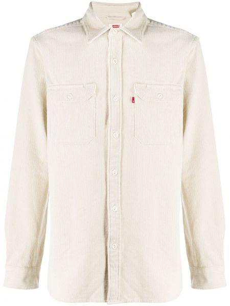С рукавами классическая рубашка с воротником с манжетами Levi's®