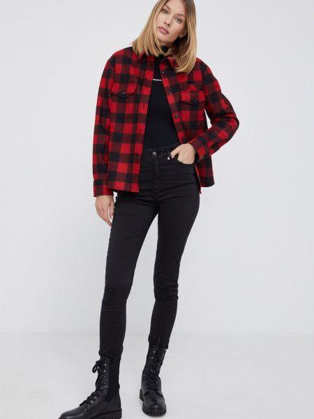 Шерстяная рубашка Woolrich