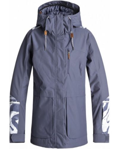 Куртка для сноуборда синий Roxy