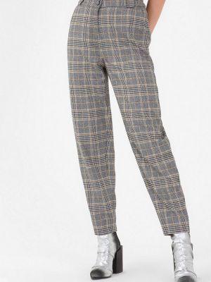 Серые брюки осенние Lo