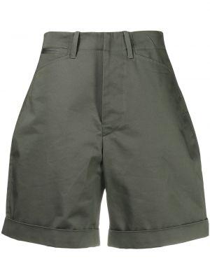Хлопковые шорты с карманами с отворотом Faith Connexion