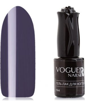 Гель-лак для ногтей темный Vogue Nails