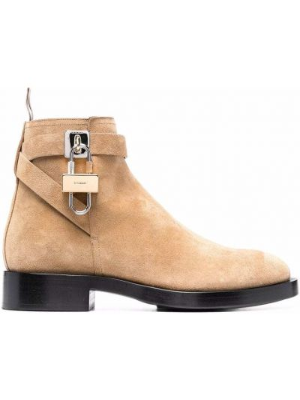 Ботинки на каблуке Givenchy