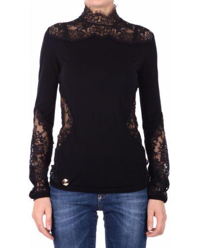 Черная блузка Philipp Plein