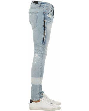 Niebieskie jeansy bawełniane Mr.completely
