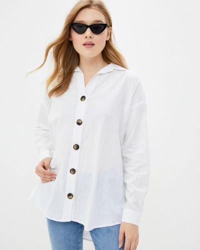 Белая рубашка с длинными рукавами Mavi