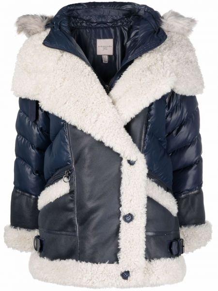 Niebieska klasyczna kurtka Urbancode