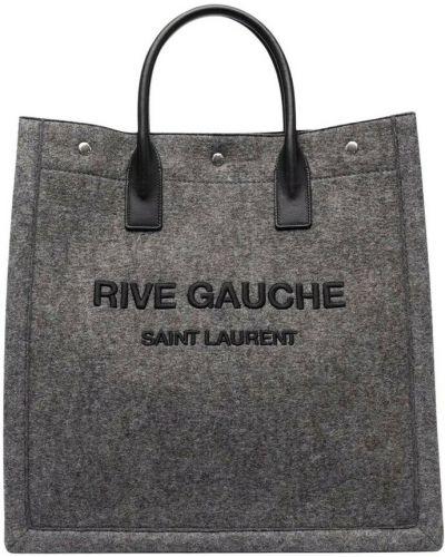 Teczka - szara Saint Laurent