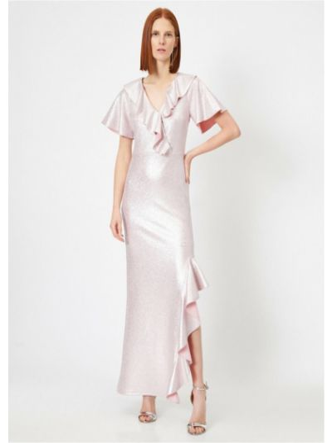 Sukienka z dekoltem w serek Koton