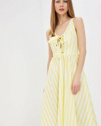 Желтый сарафан Tutto Bene
