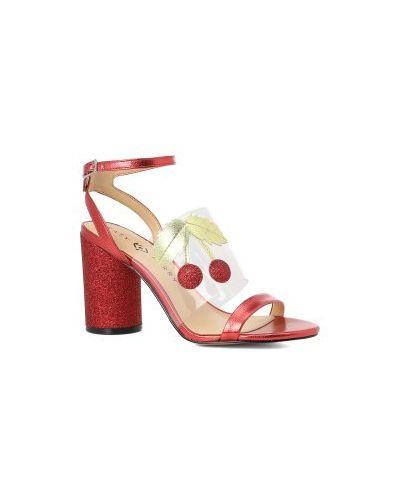 Босоножки красный Katy Perry