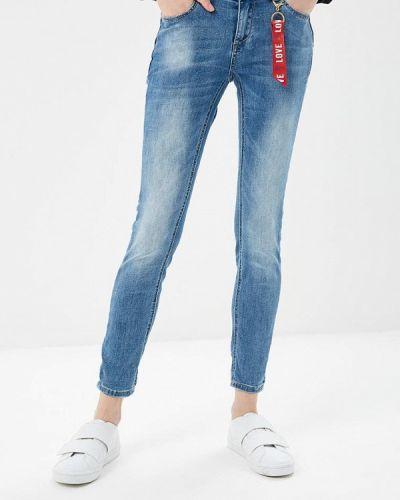 Синие джинсы B.style