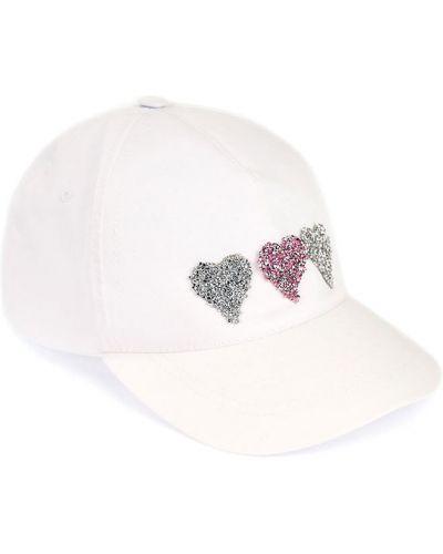 Шляпа белая Giamo