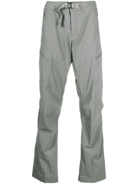 Spodnie z haftem z nylonu Arcteryx