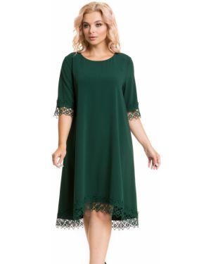 Вечернее платье через плечо платье-сарафан Novita