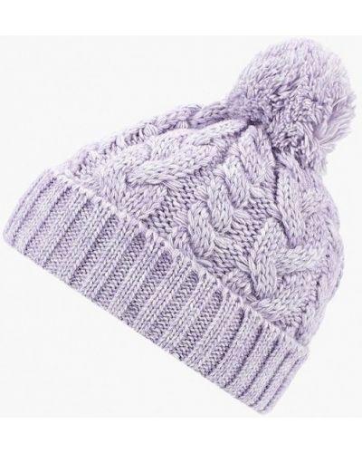 Фиолетовая шапка осенняя Baon