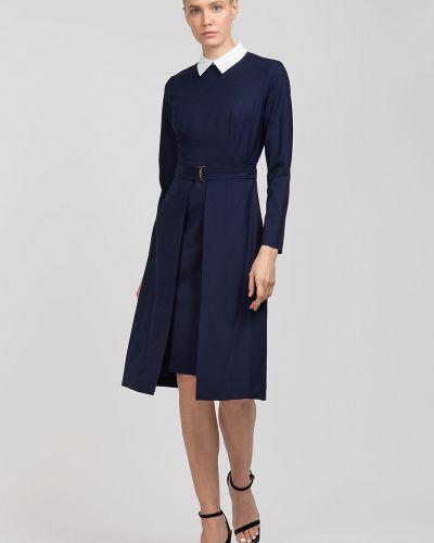 Платье с высоким разрезом с вырезом Vassa&co