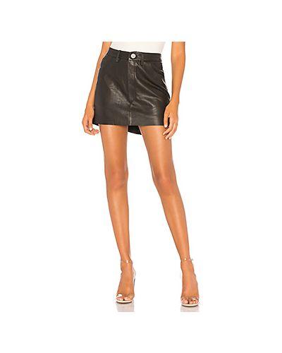 4613b0ea114 Кожаные юбки с разрезом - купить в интернет-магазине - Shopsy