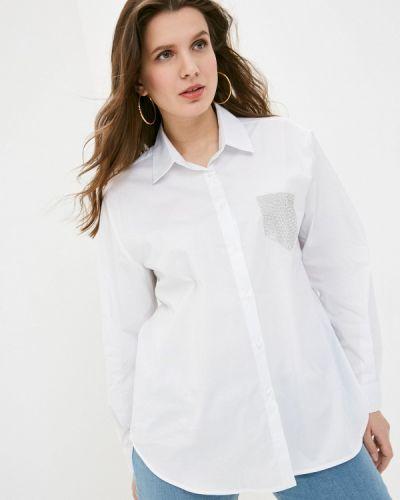 Белая рубашка с длинными рукавами Sophia