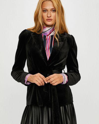 Классический пиджак с поясом прямой Only