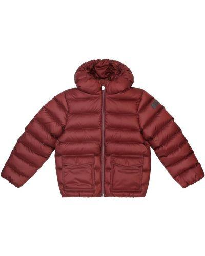 Puchaty pikowana płaszcz Il Gufo