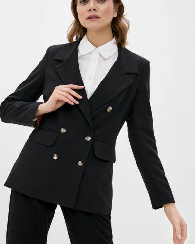 Черный пиджак Lorani