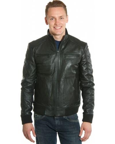 Черная куртка Lagerfeld
