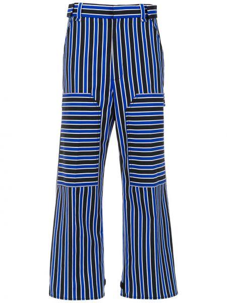Укороченные брюки - черные Reinaldo Lourenço