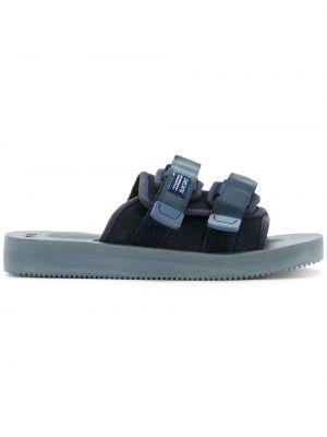 Nylon niebieski sandały Suicoke