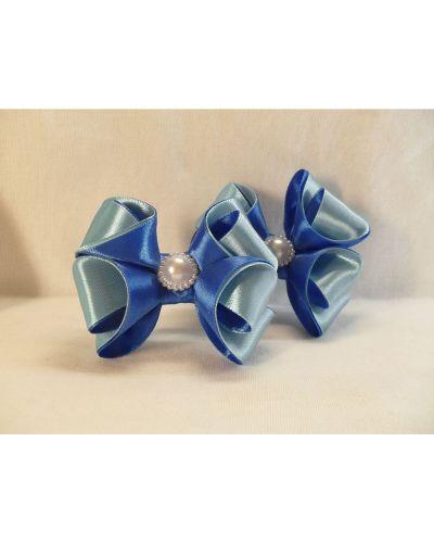 Резинка для волос набор синий Lacywear