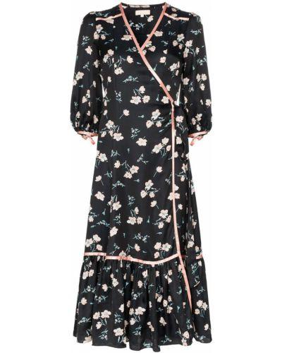 Однобортное платье на молнии By Timo