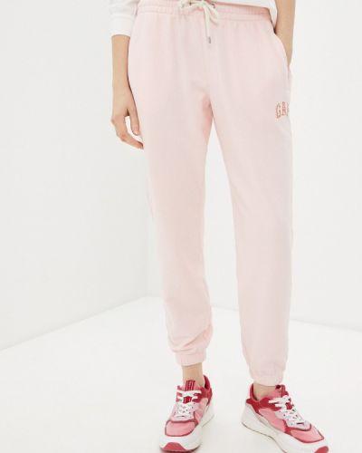 Розовые спортивные брюки Gap