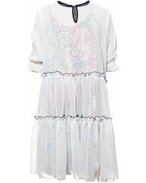 Повседневное с рукавами платье мини Nota Bene