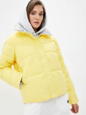 Утепленная куртка - желтая Savage
