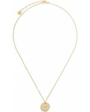 Ожерелье золотой A.p.c.
