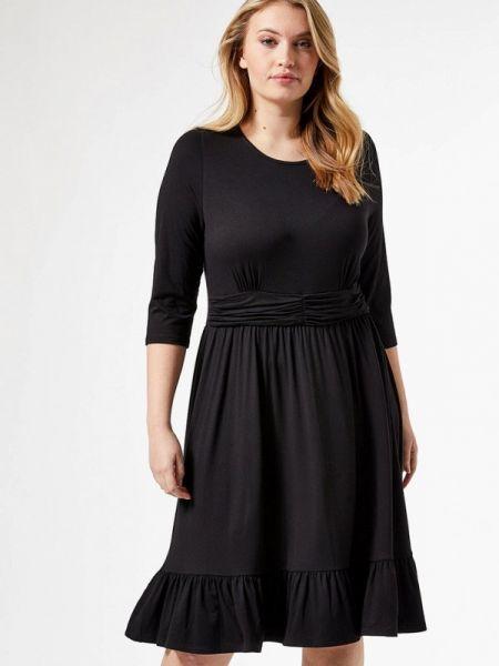 Черное повседневное платье Dorothy Perkins Curve
