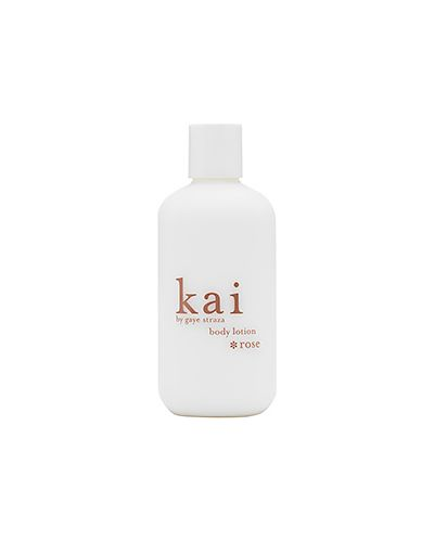 Масло для тела с запахом белый Kai