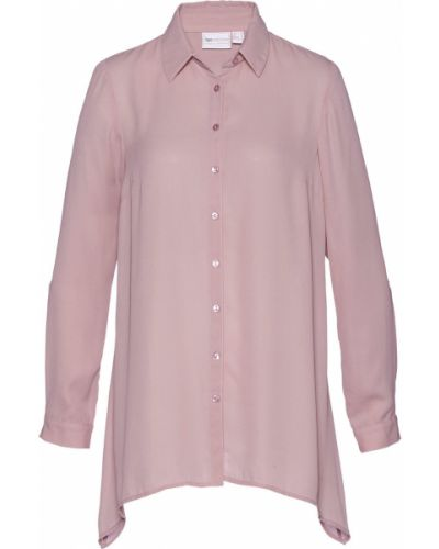 Блузка прозрачная Bonprix